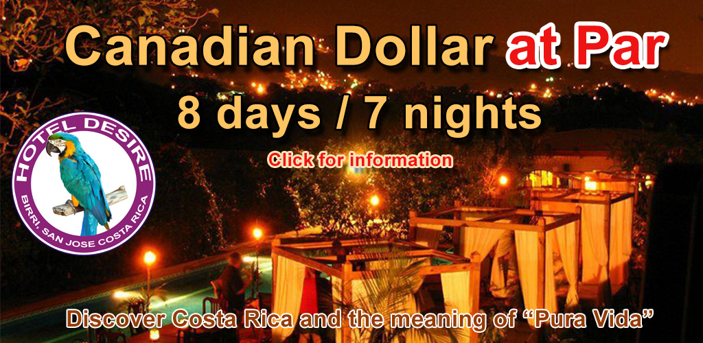 Canadian Dollar at Par