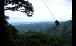 Swing from the Trees like Tarzan in Costa Rica