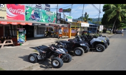 ATV Tours - No Better Way to See the Real Costa Rica!